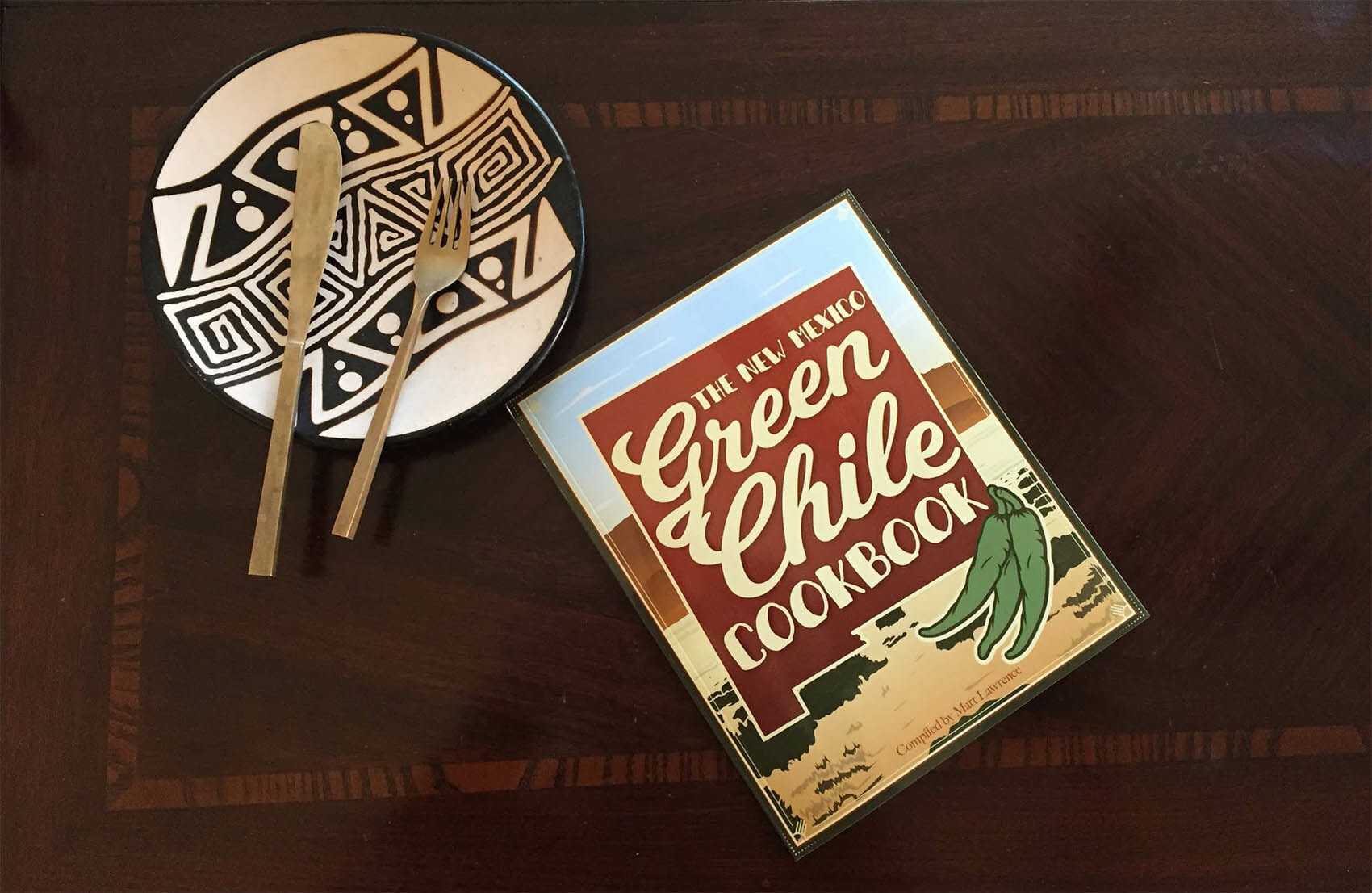 The New Mexico Green Chile Cookbook