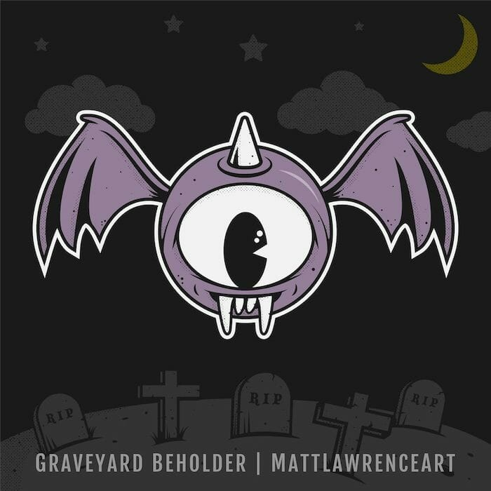 Graveyard Beholder