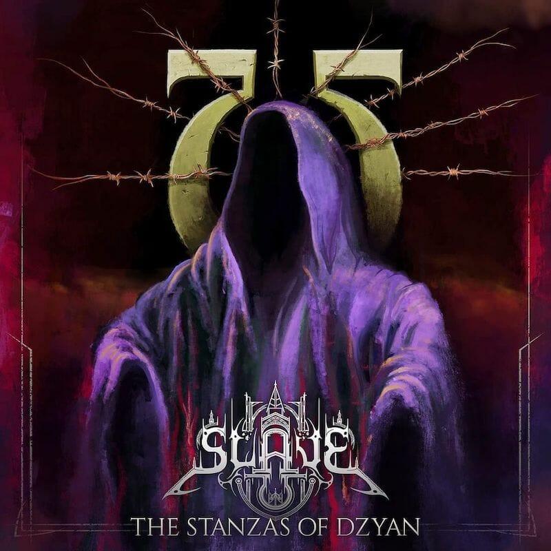 SlaveOne The Stanzas of Dzyan cover art