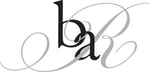 Wedding Monograms: bRa