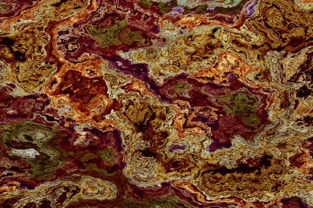 crapulence   digital abstract