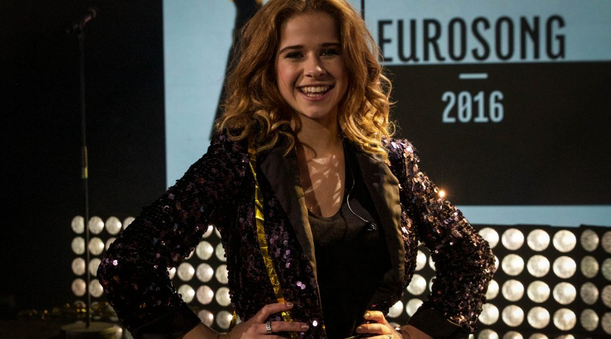 Laura Tesoro Belgium Eurovision 2016