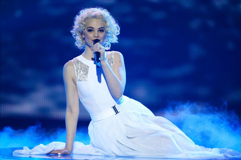 Rykka Switzerland Eurovision 2016