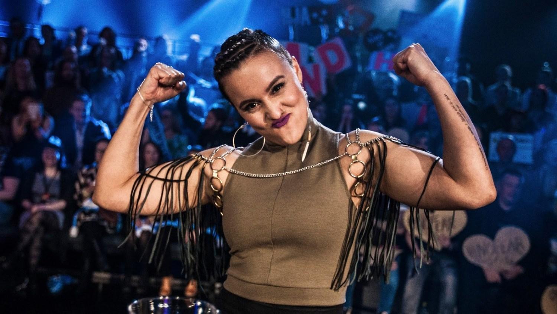 Sandhja Finland Eurovision 2016