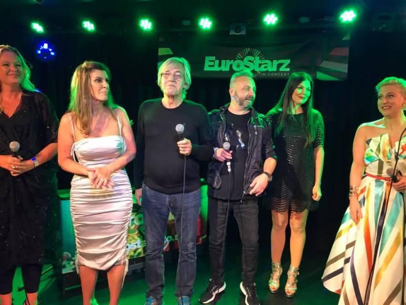 EuroStarz in Concert 2018 performers