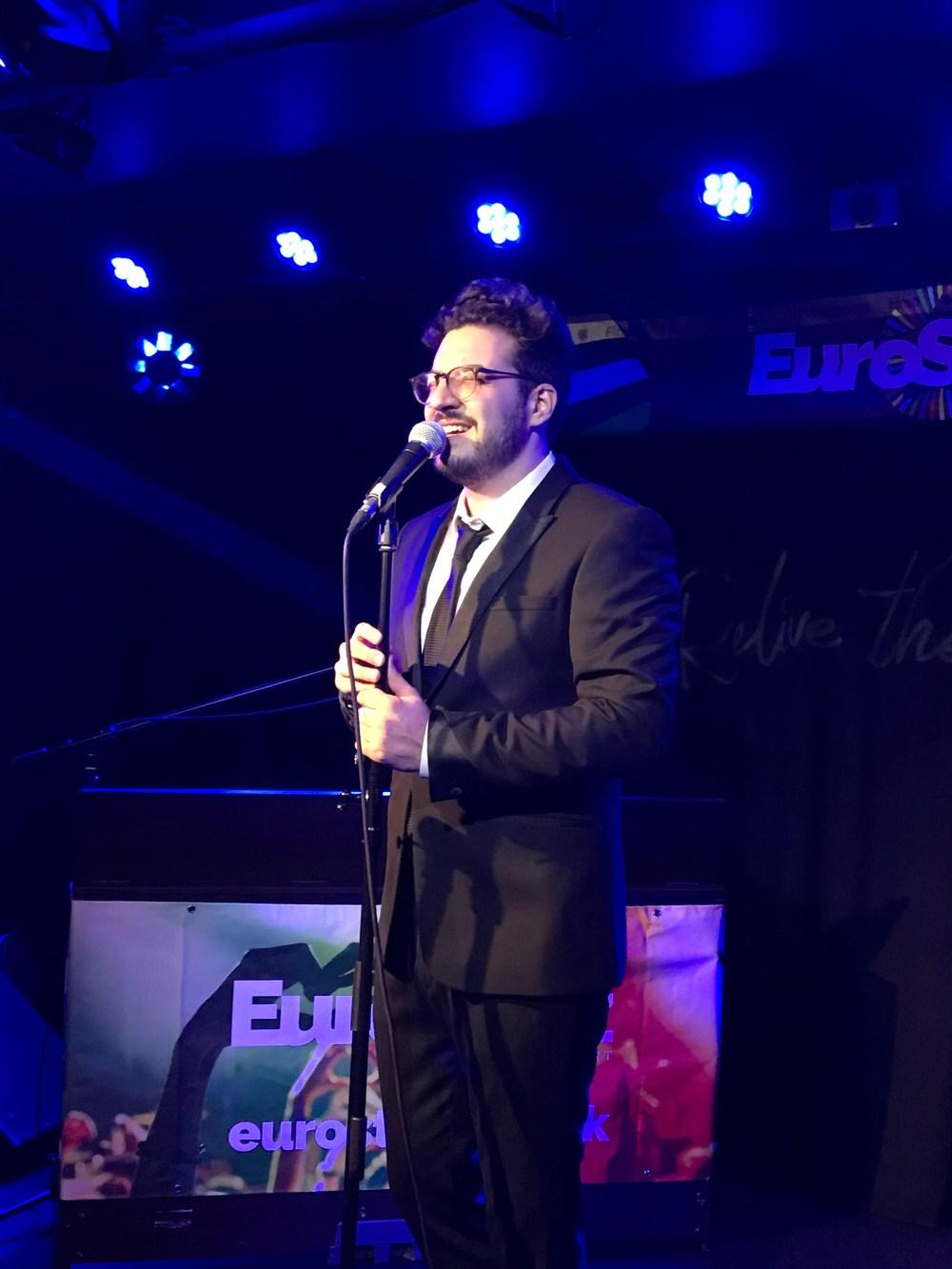 John Karayiannis at EuroStarz in Concert 2018