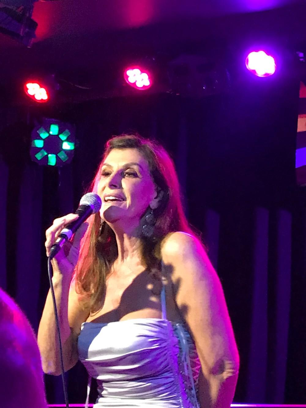 Linda Martin at EuroStarz in Concert 2018
