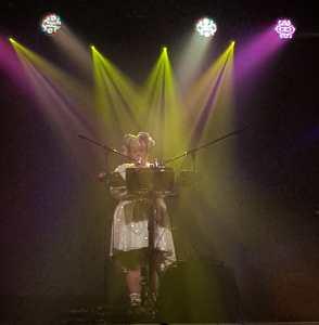 Netta Barzilai, Eurovision Song Contest 2018 winner from Israel, performs at Heaven nightclub London, 21 November 2018