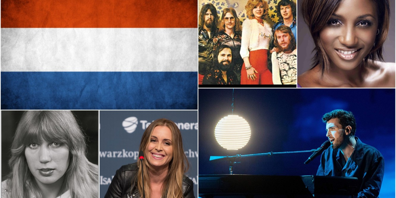 Top 5 Eurovision songs from the Netherlands
