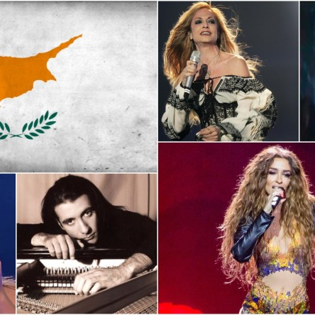My Top 5 Eurovision songs from Cyprus