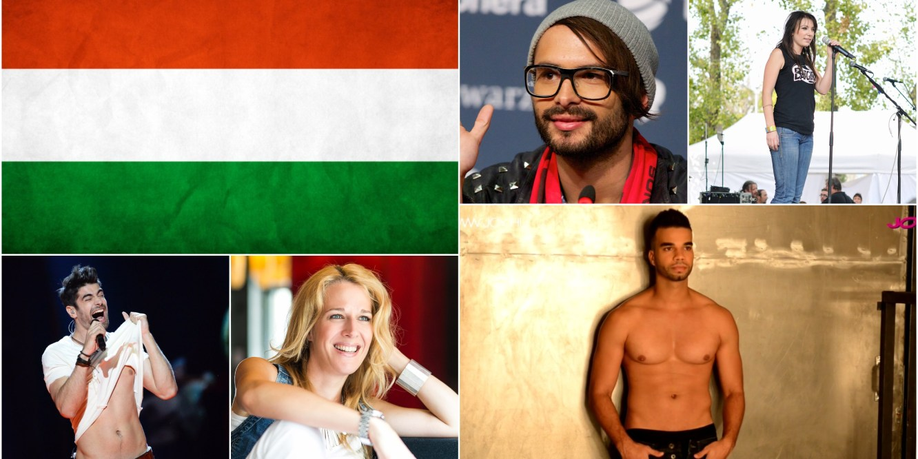 Top 5 Eurovision songs from Hungary