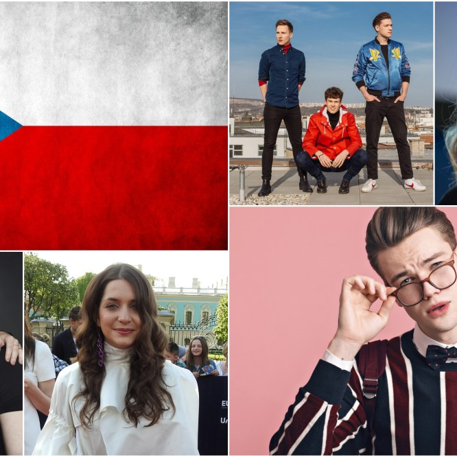 Top 5 Eurovision songs from Czech Republic