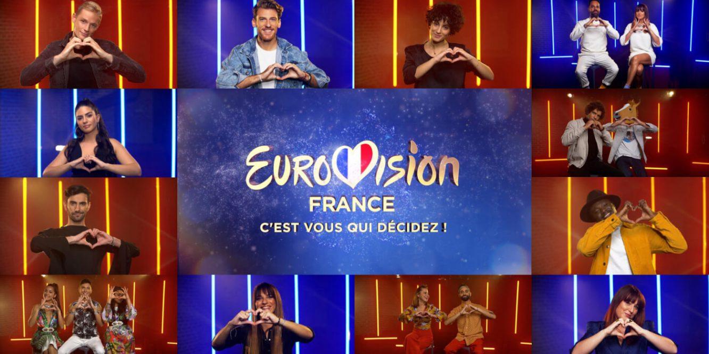 Eurovision France, c'est vous qui décidez banner