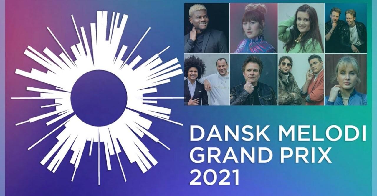 Dansk Melodi Grand Prix 2021