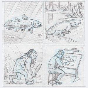 Evolution of Comics (April 1, 2013)