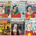 A history of American comic books in six panels