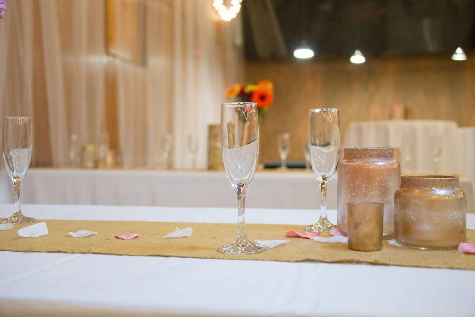 spirit pittsburgh pa wedding champagne glass photo