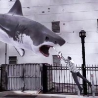 We're going to need a bigger chopper - alternative Sharknado posters