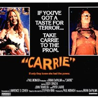 Behind the scenes stills, posters and more from Brian De Palma's original Carrie (1976)