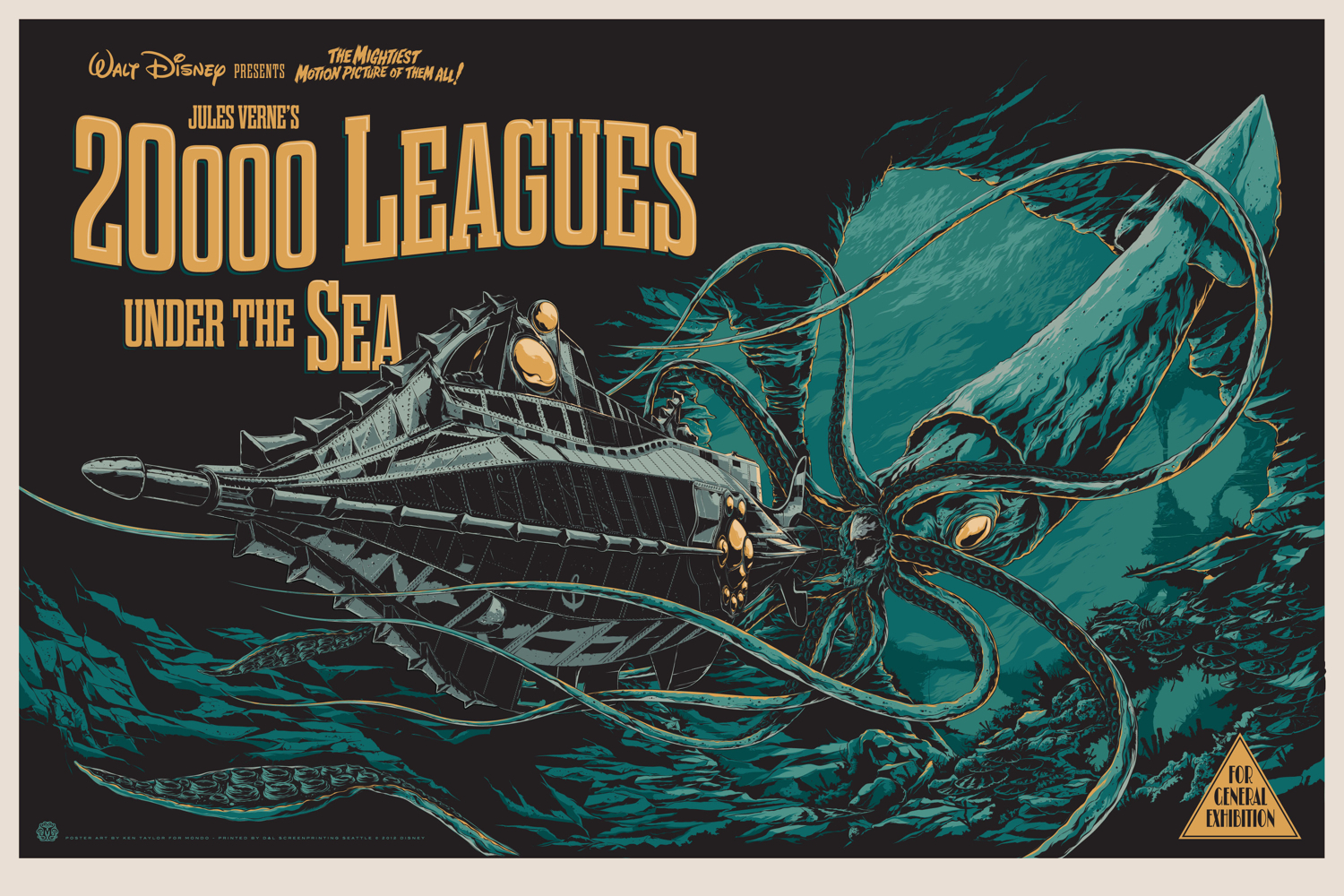 Behind The Scenes Of 20 000 Leagues Under The Sea
