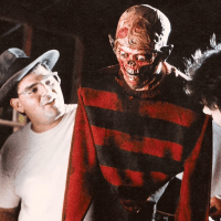 Behind the scenes of A Nightmare on Elm Street (1984)