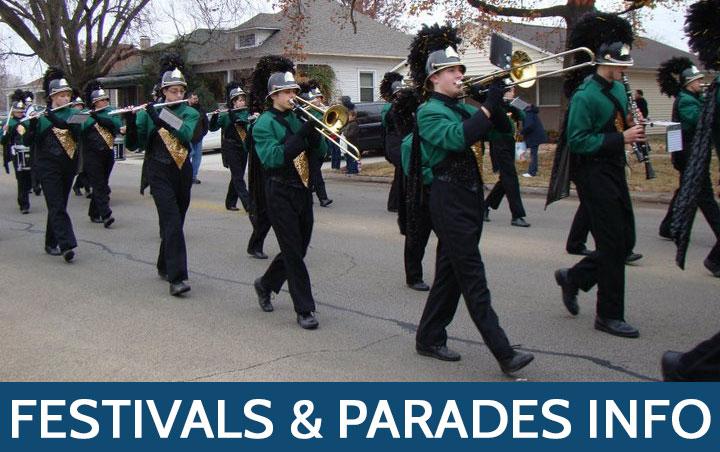 Festivals & Parades Info
