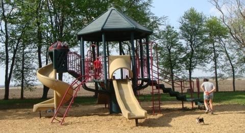 Vanlaningham Park Playground