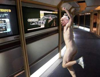 The Naked Now  Mattopedia
