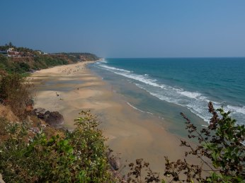 Beautiful Varkala Beach