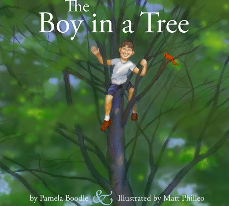 """The Boy in a Tree"" Interview"