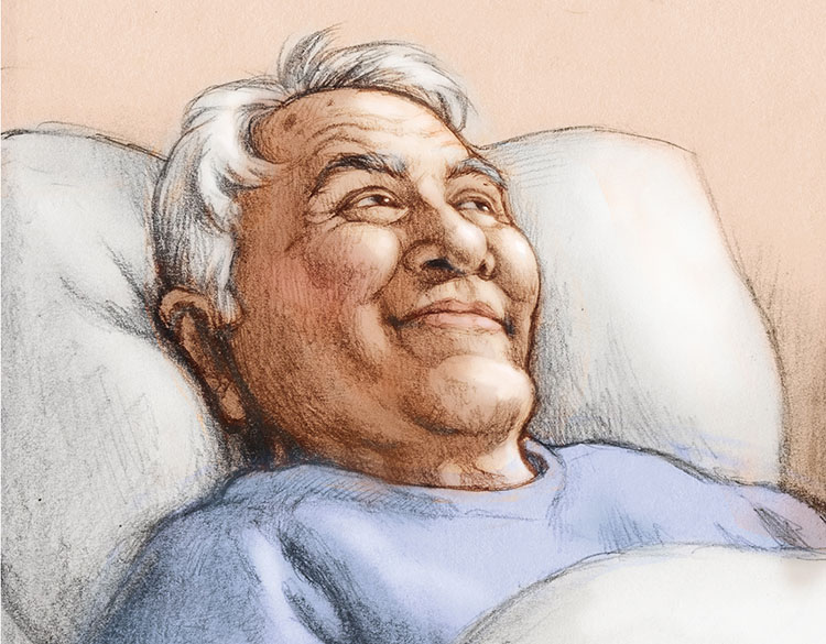 The Dreams of the Elderly