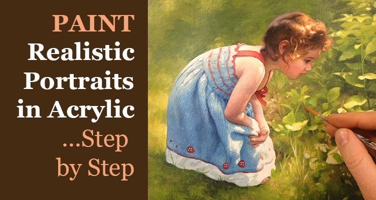 Learn How to Paint With Me Step by Step