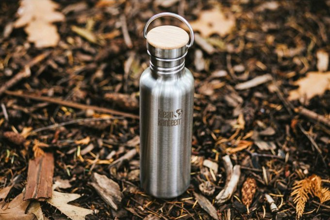 reusable bottle zero waste