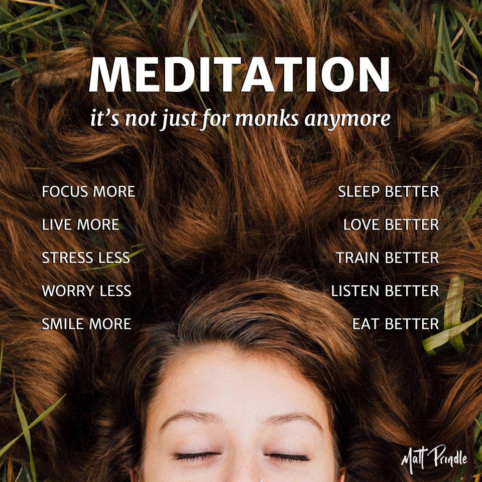 meditation not just for monks