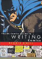 Cover of 'D.C. Comics Guide to Writing Comics'