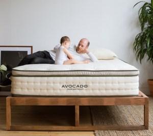 Avocado Green Mattress -Best mattress ever