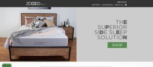 zoned mattress coupon code - side sleep solution