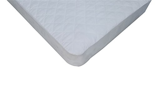 Waterproof Crib Mattress Pad Ed Very Soft Quilted