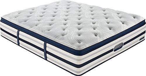 simmons beautyrest recharge world class kimble plush pillow top mattress
