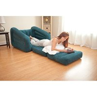 Intex Pull-out Chair Inflatable Bed, Twin - mattress.news