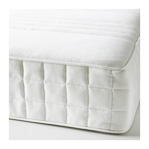 As A Mid Range Ikea Mattress The Matrand May Help Alleviate Back Pain And Sleep Difficulties Resists Bounciness Eases Movement