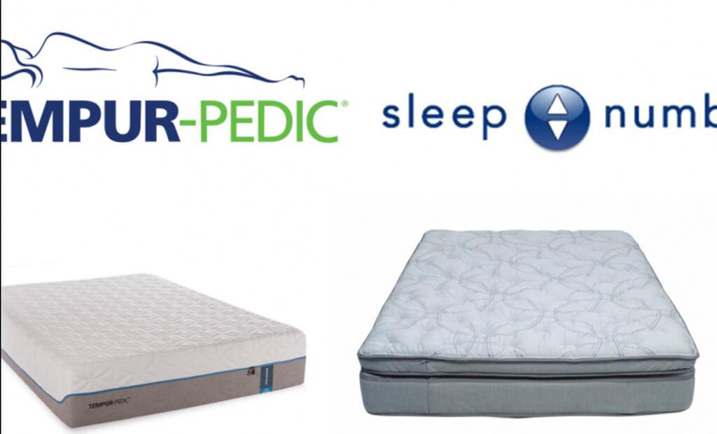 Tempurpedic vs Sleep Number Bed