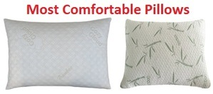 8 most comfortable pillows reviews 2021
