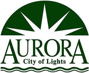 Aurora, Illinois logo