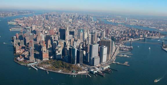 Manhattan, Yew York