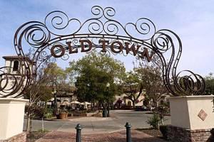 Old Town, Los Gatos, California
