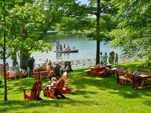 Lyons Lake, Nassau, New York