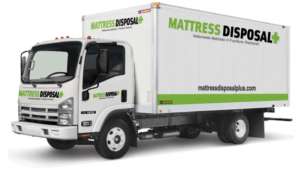 Mattress Disposal Truck