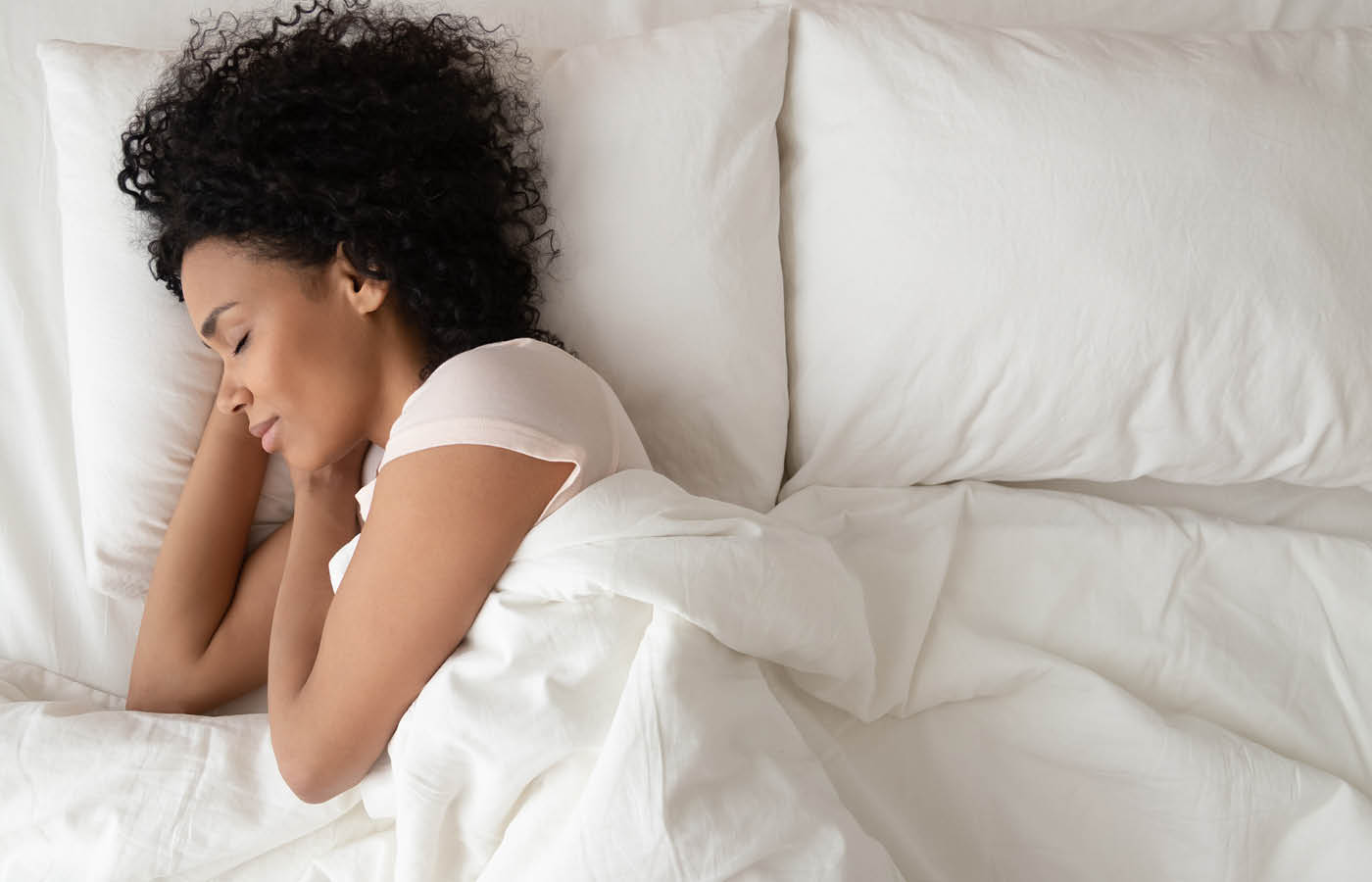 your sheets could be making you sweat