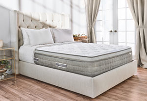 King Mattresses Provide Loads Of Sleeping E For Singles Plenty Room S And Even Enough To Sleep Comfortably With Pets